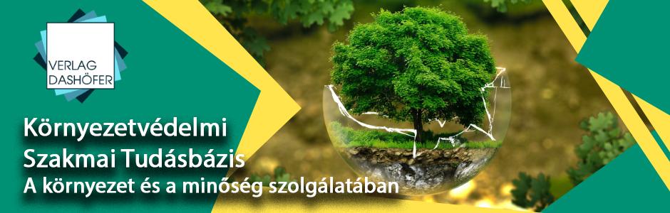 Környezetvédelmi szakmai tudásbázis