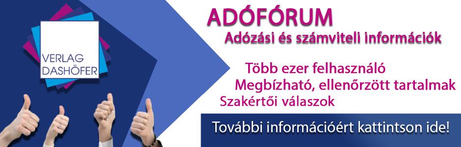 Adófórum.hu